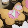 Kruche ciasteczka maślane dekorowane masą cukrową 1
