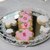 Kruche ciasteKruche ciasteczka maślane dekorowane masą cukrową 4