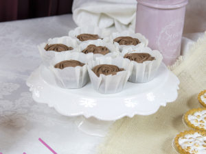 Muffiny z kremem maślanym