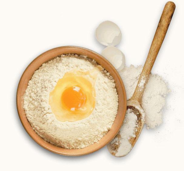 Słodkości według domowej receptury