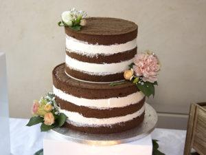 Tort 101 - Naked Cake