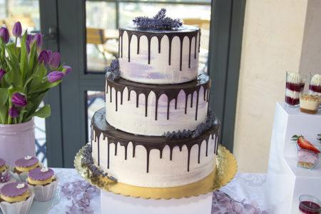 Tort 102 - Drip Cake